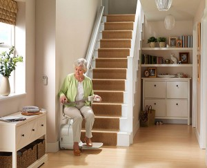 Straight-Stairlift-Mobility